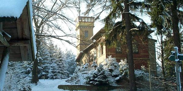 Winterwandern zum Gleesberg