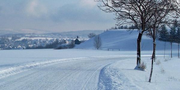 Winterwanderung am Filzteich