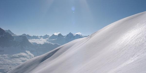 Skitour auf den Girenspitz
