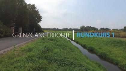 Fahrrad Tour #2 | Grenzgängerroute Teuto Ems - Rundkurs 1 | 4K