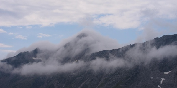 Anpassungsfähige Wolken! (23.07.2017)