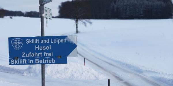 Skilift Häsel