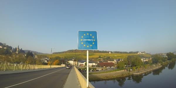 Europäischer Fernwanderweg E3: Luxemburg
