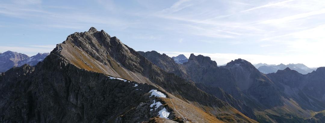 Hochgehrenspitze (2251 m)