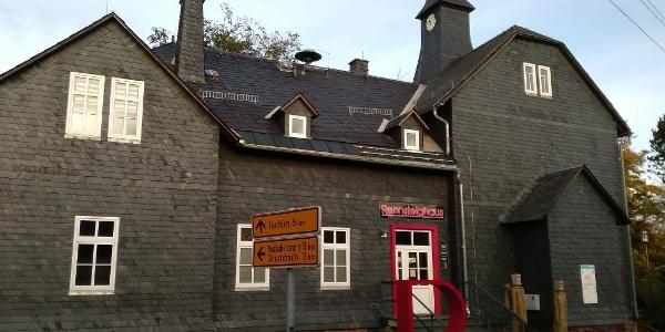 Rennsteighaus in Brennersgrün