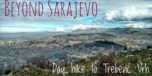 Sarajevo city view