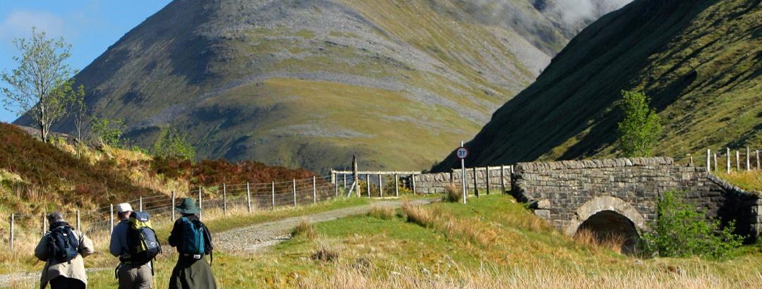 Beinn Dorain on the West Highland Way
