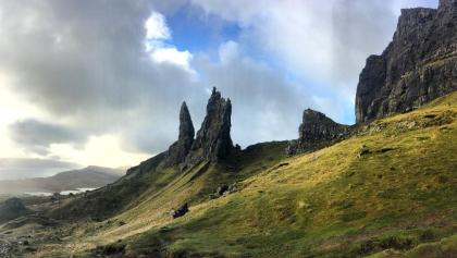 The Old Man of Storr, Skye