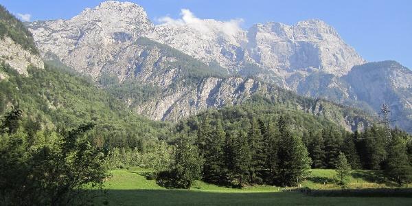 Tennengebirge von Stegenwald