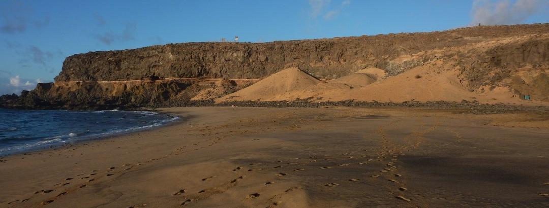 Playa Esquinzo