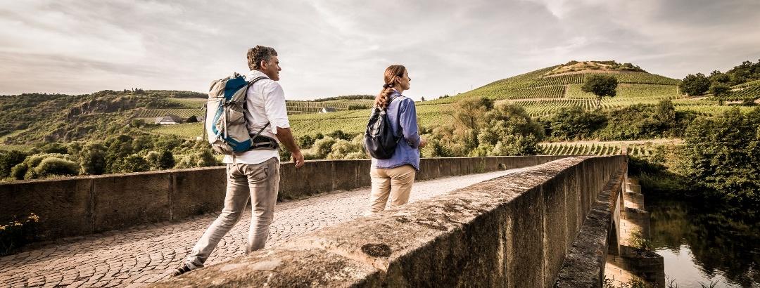 Impressionen - HIldegard von Bingen - Pilgerwanderweg