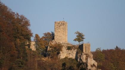 Burgruine Hohenhundersingen