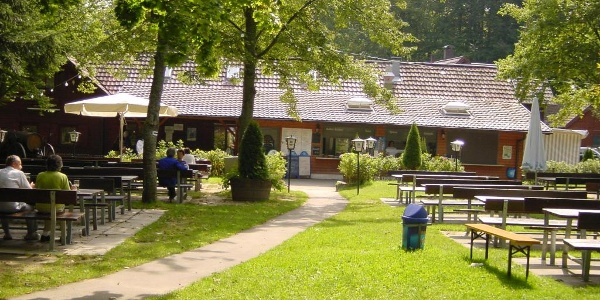 Biergarten Weiler Hütte