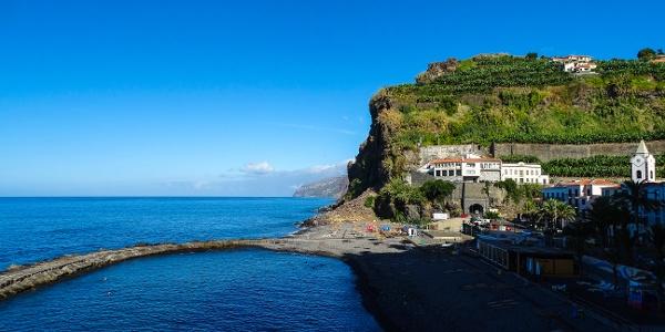 Coast of Ponta do Sol
