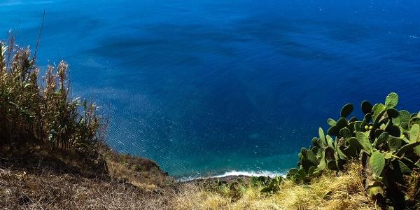 Viewpoint at Ponta do Pargo