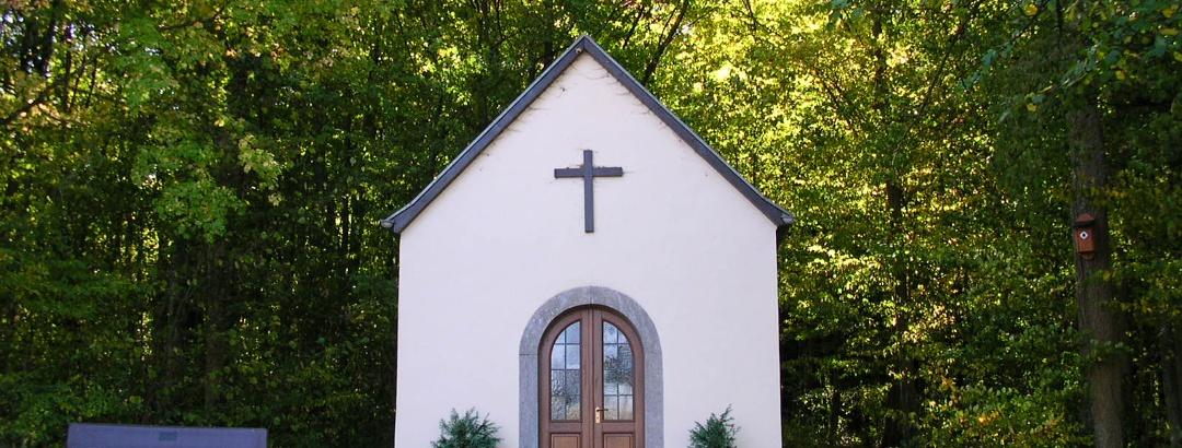 Auf dem Südlichen Kapellenweg