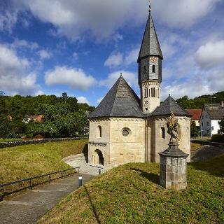 Achatiuskapelle in Grünsfeldhausen