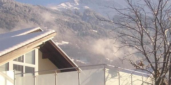 Terrasse mit Kapell