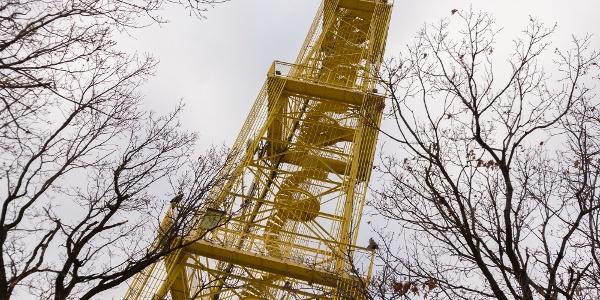 Sástó lookout tower