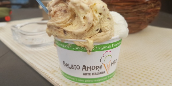 Gelato in Italy is a must!