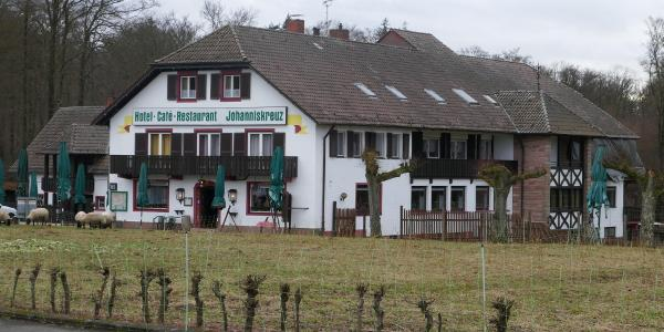 Hotel Café Restaurant Johanniskreuz