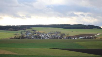 Blick auf Hormersdorf