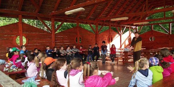 A Bagoly-Vár Erdészeti Erdei Iskola