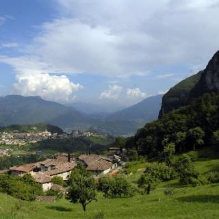 View over Pranzo