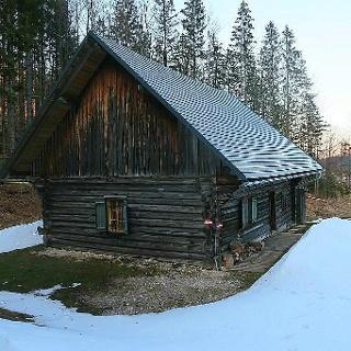 Gschirrhütte 951m