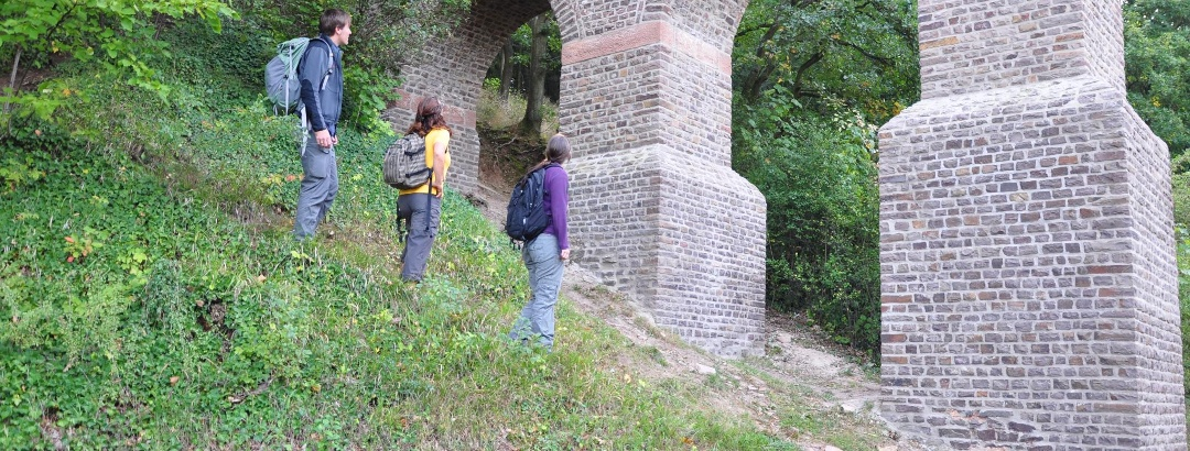 Römerkanal-Wanderweg nach Köln