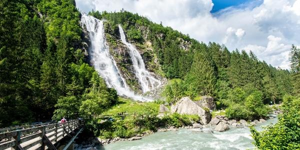 Nardis waterfalls