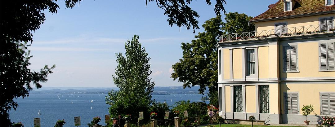 Schloss Arenenberg.