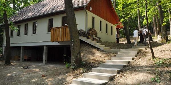 Oktatóépület (Kismagos Környezeti Nevelési és Ökoturisztikai Központ)