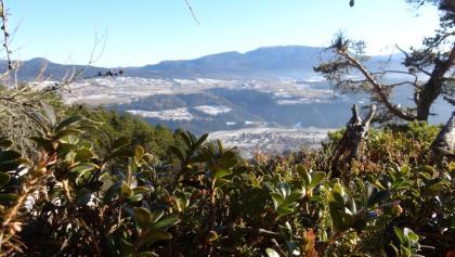 Vista sulla Alta Val di Non