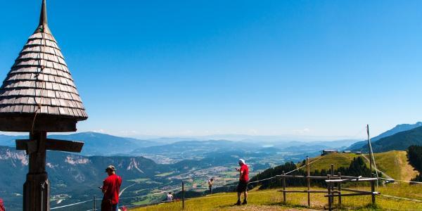 Das Dreiländereck – Österreich, Italien und Slowenien stossen hier aneinander