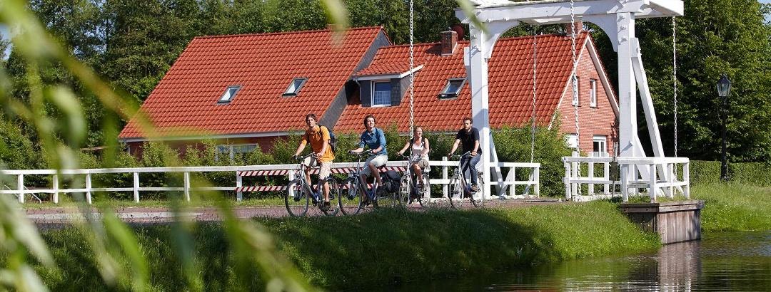 Auf der United Countries Tour durch die Grafschaft Bentheim
