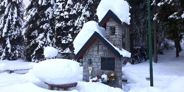 Alpini-Gedenkkapelle