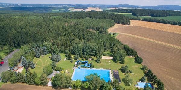 Waldbad Rebesgrün