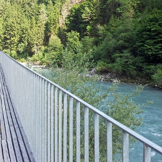 Wandersteg am Rhein