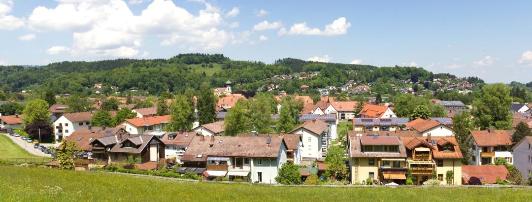 View to Immenstadt