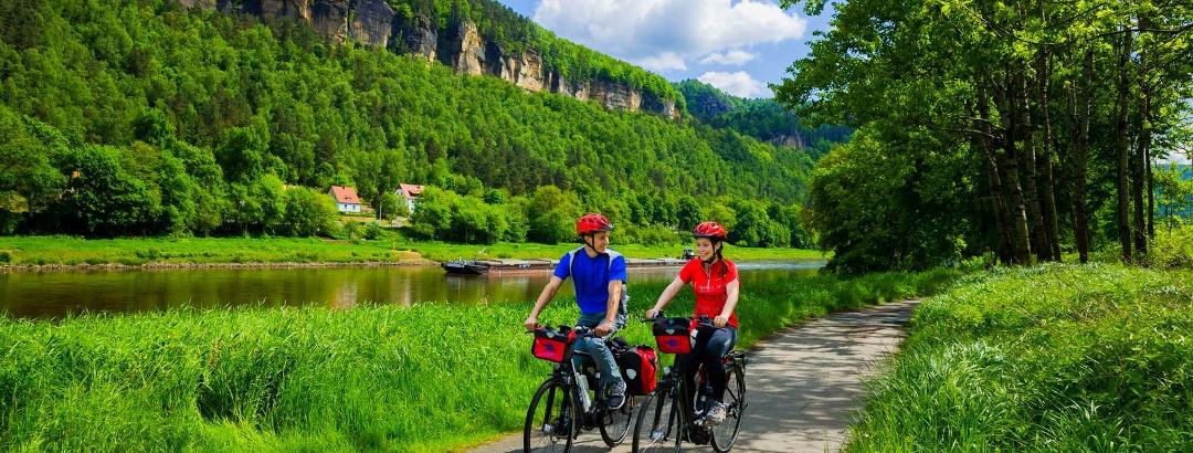 Radfahren In Sachsen Die 10 Schonsten Radrouten