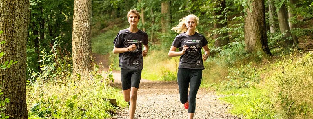 Joggen in Siegen: die schönsten Strecken für Läufer