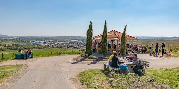 Weinpavillon am Romanseck