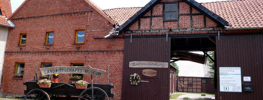Landwirtschaftliches Museum Böckwitz