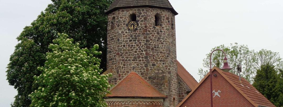 Kirche in Hämerten (Mai 2017)