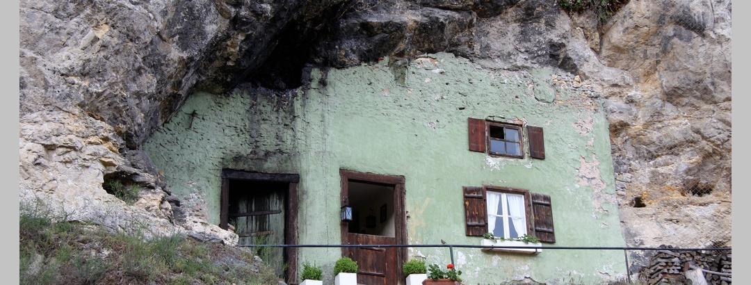 Das Haus ohne Dach in Kallmünz