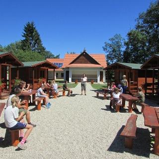A Sakál Tanya Erdei Tábor