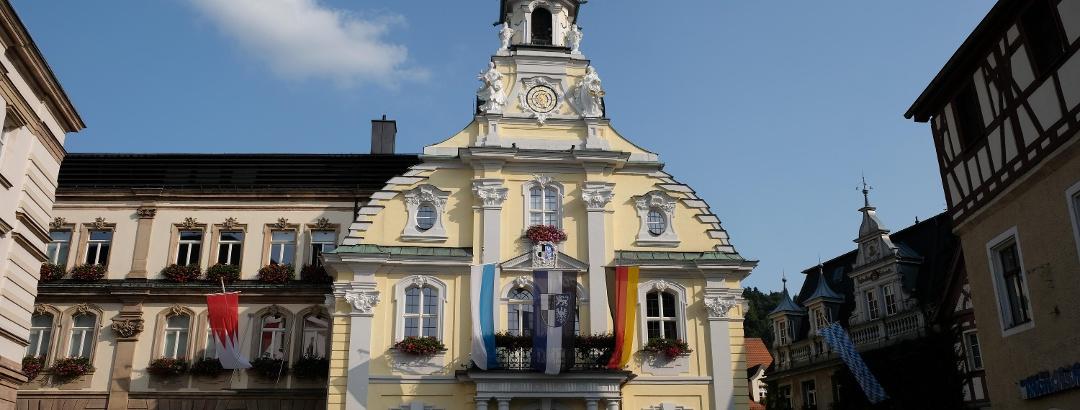 Rathaus Kulmbach