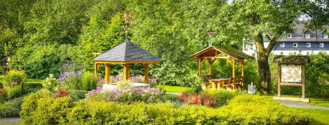Rennsteigpark - Steinbach am Wald