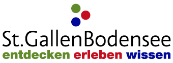 Logo St.Gallen-Bodensee Tourismus